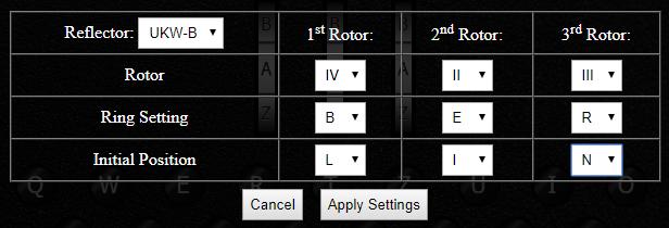 Enigma Encoder | 101 Computing