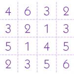 2D-dice-grid-values