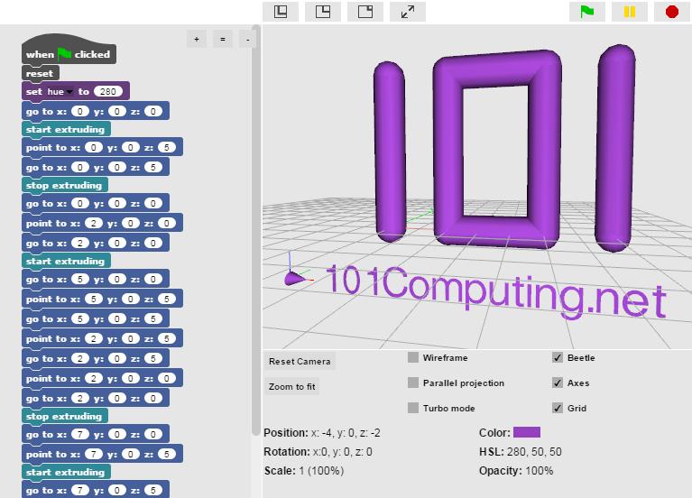 3DPrinting-Programming