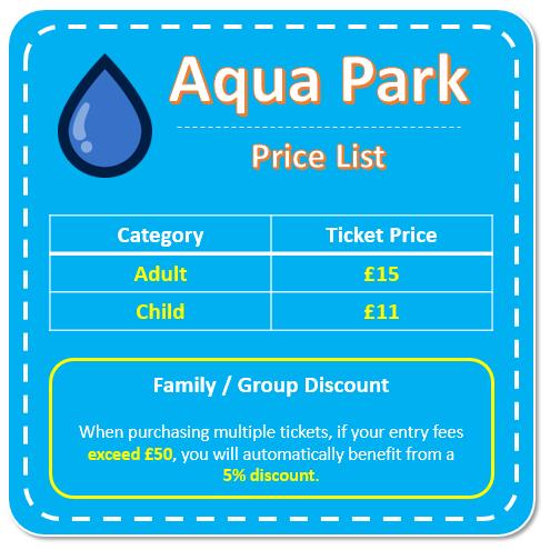 Aqua-Park-Price-List