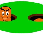 BBC-Microbit-Whack-a-Mole
