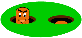 BBC-Microbit-Whack-a-Mole-L