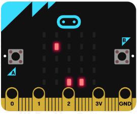 BBC-microbit-Pong