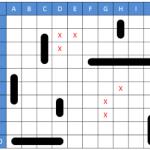 Battleship Grid Initialisation Algorithm
