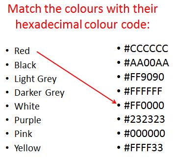 ColourCodes