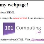 HTML Tags – Drag & Drop