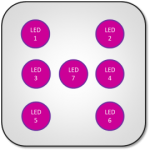 LED-Dice