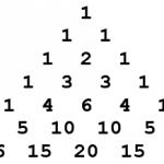 Pascal-Triangle
