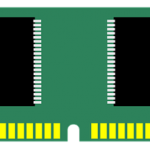 Random Access Memory (RAM) consists of billions of data cells, each data-cell uses a D-Type flip-flop circuit.