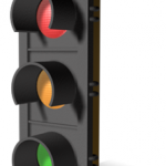 3D Traffic Lights