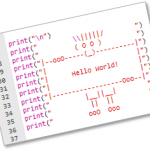 String Manipulation & ASCII Art