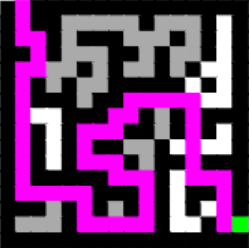 backtracking-maze-algorithm