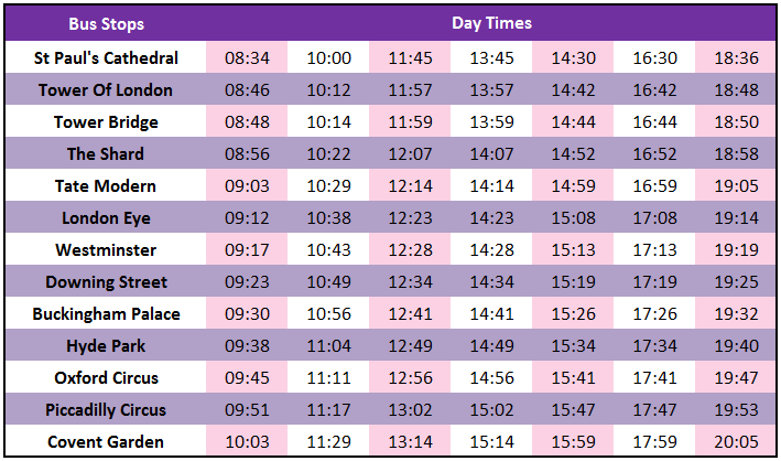 bus-timetable