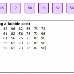 card-sort-bubble-sort