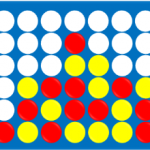 Connect4 Data Structure using a 2D-array