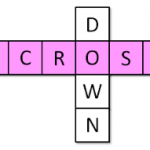Relational Databases – Crossword