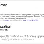 grammar-conjugation