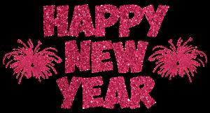 Happy New Year Animation | 101 Computing