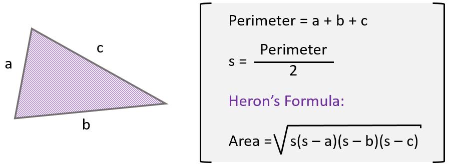 heron-formula