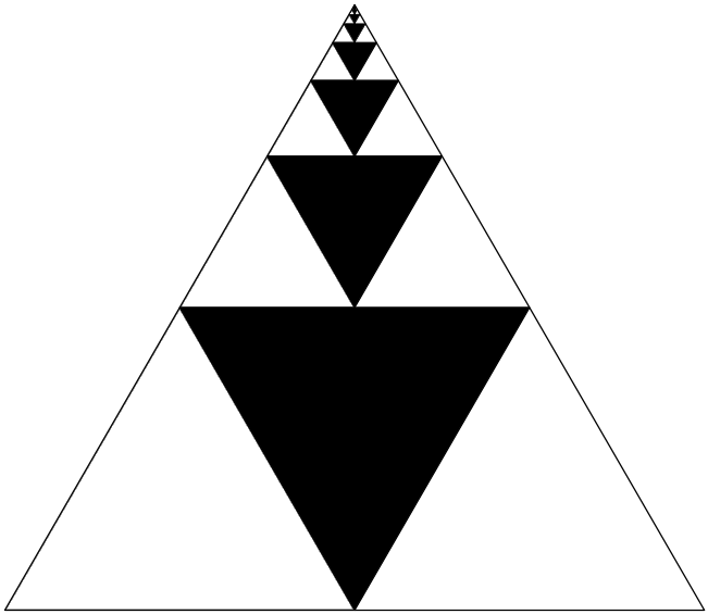 infinite-quarter-series-using-triangles