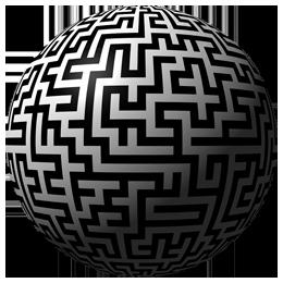 maze-sphere