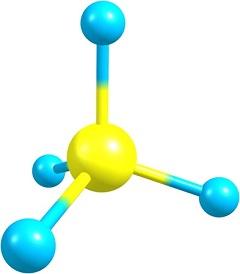 molecule-methane