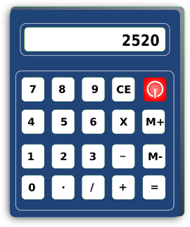number-2520