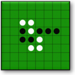 Othello Data Structure using a 2D-array
