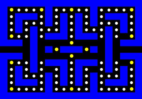 pacman-maze