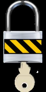 padlock-closed