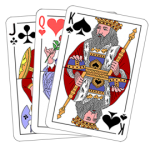 Poker Card Game (JavaScript)