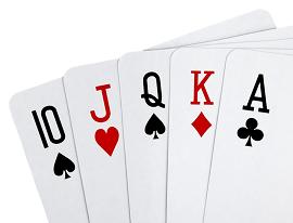 Shuffling Algorithm (Shuffling a deck of cards)