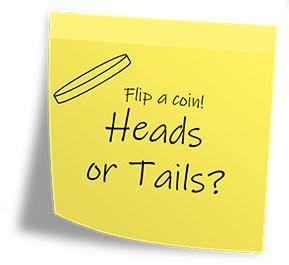 random-head-or-tails
