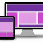 Responsive Website Layout