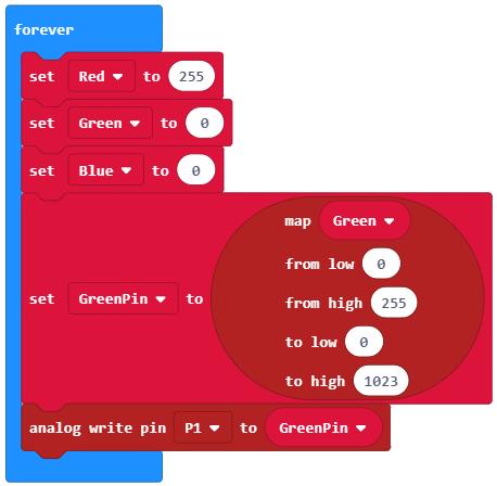 rgb-gradient-step-1-bbc-microbit-javascript-code