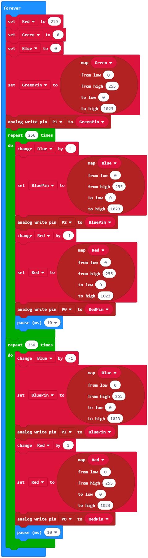 rgb-gradient-step-3-bbc-microbit-javascript-code