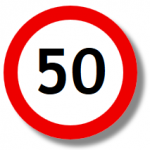 road-sign-speed-limit-50