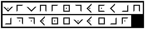 secret-santa-pigpen-cipher