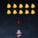 Space Invaders in Scratch