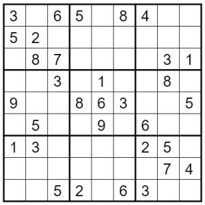 Backtracking Algorithm – Sudoku Solver | 101 Computing
