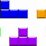 3D Tetris Shapes