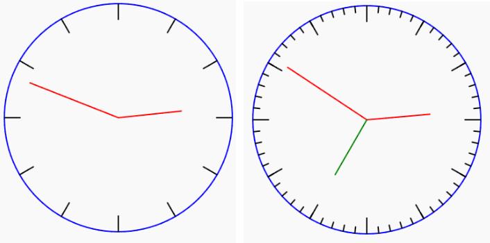 Python Turtle Clock | 101 Computing