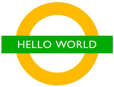 underground-hello-world