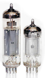 Vacuum Tubes are the precursors of transistors
