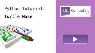 video-python-challenge-turtle-maze