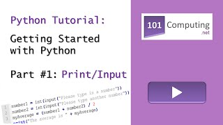 video-python-tutorial-1-gettign-started